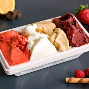 Vaschetta gelato a domicilio triangolo lariano beppe asso